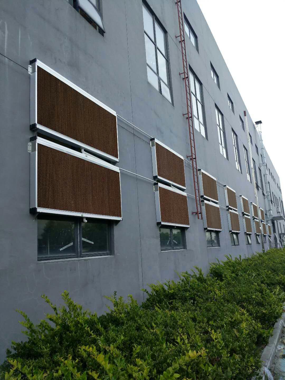 威可特厂房降温、换气、通风工程